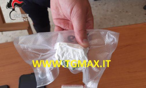 Atessa: carabinieri scoprono centrale di spaccio della droga, due arresti in flagranza