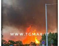 Emergenza incendi: Tua modifica linee su Pescara e Val di Sangro