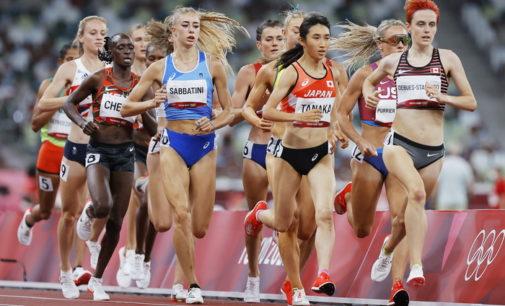 Olimpiadi: Gaia Sabbatini saluta Tokyo con il secondo miglior tempo italiano