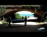 Fossacesia: entra in acqua e si accascia, muore pensionato in spiaggia