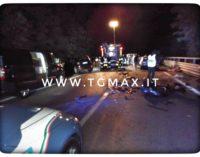 Bucchianico: incidente mortale nella notte, deceduti due fratelli di Casoli e il cugino di Altino