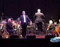 La musica in Dono: Lanciano commemora le 99 vittime del Covid con il concerto dell'EMF