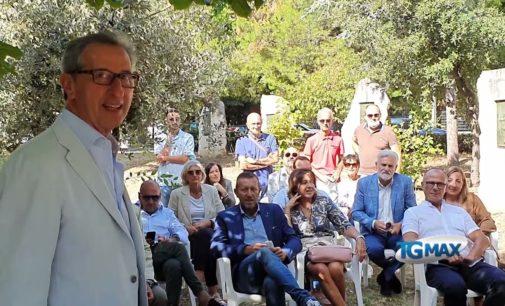 Lanciano al voto: Filippo Paolini presenta la lista Alleanza con Paolini nel quartiere Santa Rita
