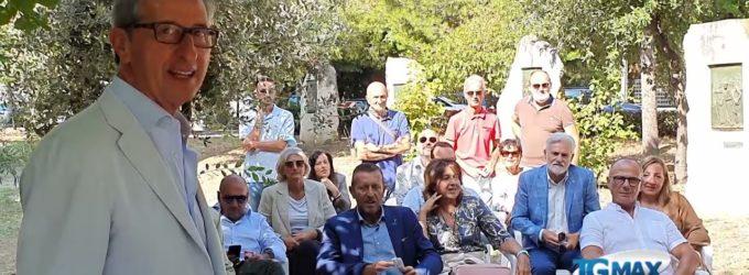 Lanciano: Filippo Paolini presenta la lista Alleanza con Paolini nel quartiere Santa Rita