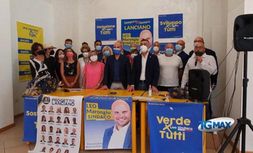 Lanciano al voto: Progetto Lanciano presenta la lista, Leo Marongiu è il volto della nuova città