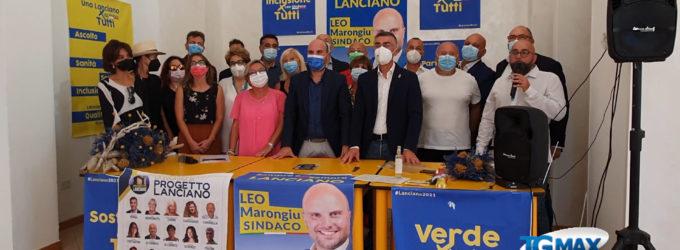 Progetto Lanciano presenta la lista: Leo Marongiu è il volto della nuova città