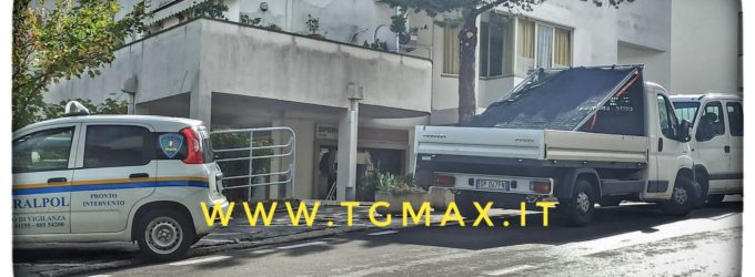 Fara San Martino: assalto al bancomat, presi tre banditi nel Foggiano