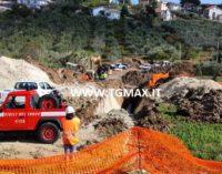 Lanciano: cede lo scavo del metanodotto, muore operaio siciliano